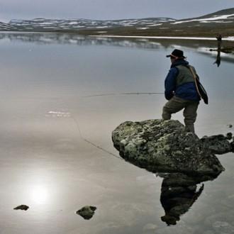 Gourmetfiske i Sandåslandet